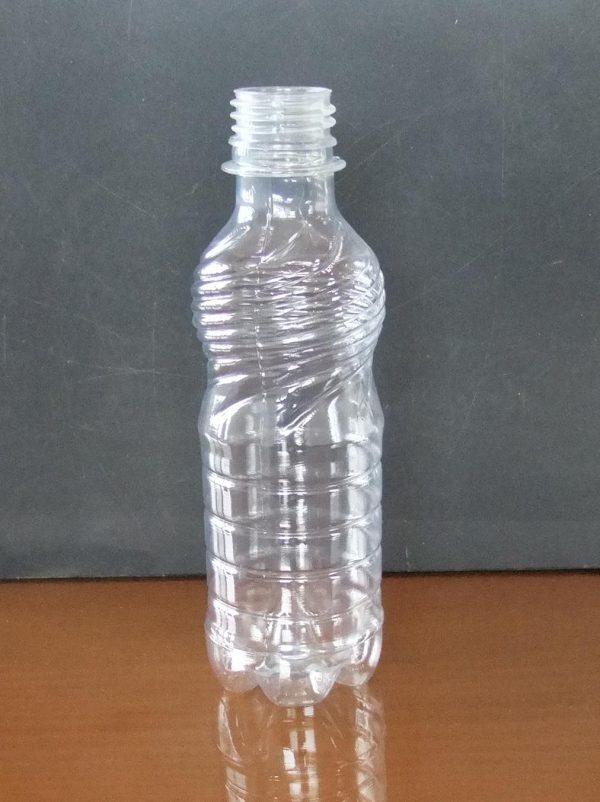B02 بطری ۲۵۰ سی سی شفاف