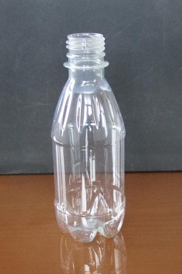 B04 بطری ۲۵۰ سی سی شفاف