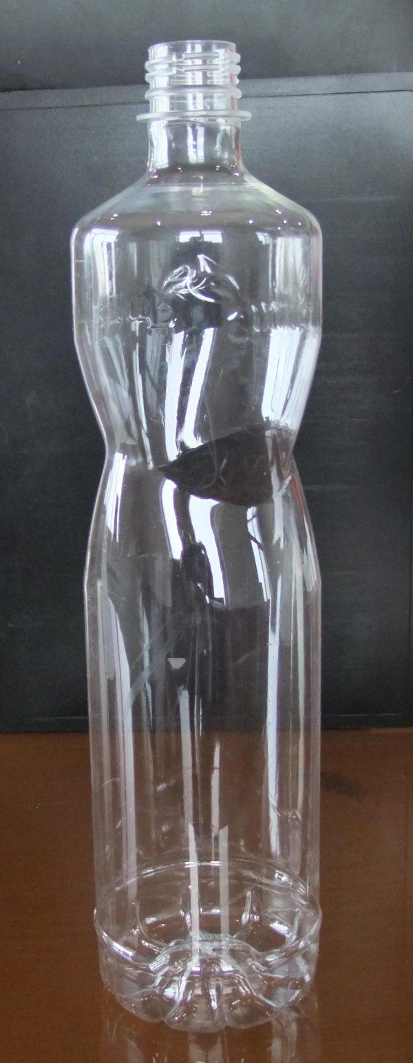 B06 بطری یک لیتری شفاف